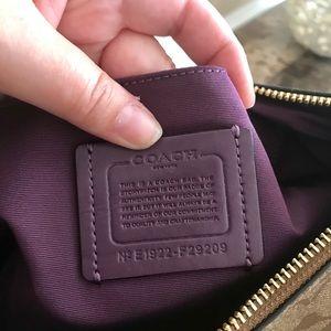 Coach Bags - Signature Coach handbag. Brand New!
